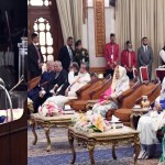 President asks MPs to strengthen govt-people relations