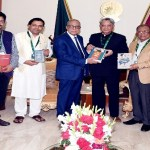President for quality publication on Bangabandhu