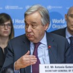 Recession risk calls for joint response: UN chief