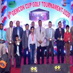 Zemcon Cup Golf Tournament ends in Rangpur
