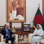 Shringla pays courtesy call on PM