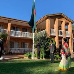 Independence and National Day observed in Canberra