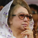 Khaleda concerned over corona spread