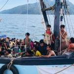 UN urged to take back 500 Rohingya floating on Bay of Bengal