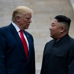 Trump says 'glad' Kim Jong Un 'is back, and well'