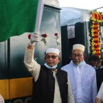 Bangladesh Railway launches special parcel train from Panchagarh