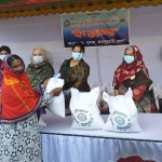 Joypurhat police distributes foods among 1,700 poor families