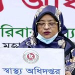 Bangladesh reports 37 more virus deaths, 3,462 fresh cases