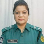 Monira Sultana of Paikgacha promoted as Deputy Police Commissioner