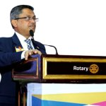Rubayet made Rotary district governor