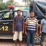 Three held with 5,500 Yaba pills in Pabna