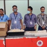 300 cartons cigarettes worth Tk 9 lakh seized at Dhaka Airport