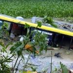 Sunamganj bus plunge: None found inside vehicle