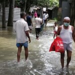 Over 2 lakh people marooned in Sirajganj following 2nd phase of flood