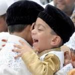Holy Eid-ul-Azha being celebrated