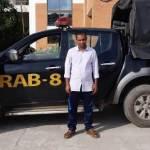 Drug peddler arrested with phensidyl in Kawkhali