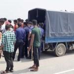 Man dies jumping off from bridge in Phulbari
