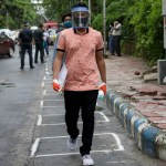 India leads global rise in new weekly virus cases