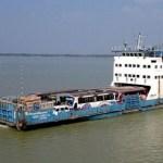 Ferry operation on Shimulia-Kathalbari route resumes