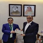 PM donates Tk 10cr to Dhaka Shishu Hospital