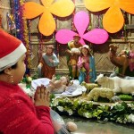 Christians celebrate Christmas Day across country