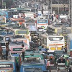 'Buses, minibuses to be fined if stop at road crossings'