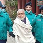 Elderly man held for 'sexually harassing women,girls'