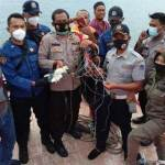 Suspected debris of Indonesian plane found