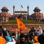 One killed as protestors breach Red Fort during Delhi march