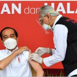 Indonesia starts mass COVID vaccinations with President