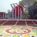 Masks mandatory to enter Shaheed Minar on Amar Ekushey