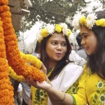 Pahela Falgun, Valentine's Day Sunday