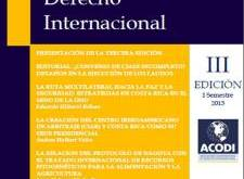 Revista Costarricense de Derecho Internacional