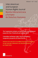 New Issue: Inter-American and European Human Rights Journal