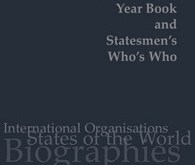 International Year Book & Statesmen's Who's Who 2018