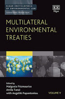 Fitzmaurice & Tanzi, with Papantoniou: Multilateral Environmental Treaties