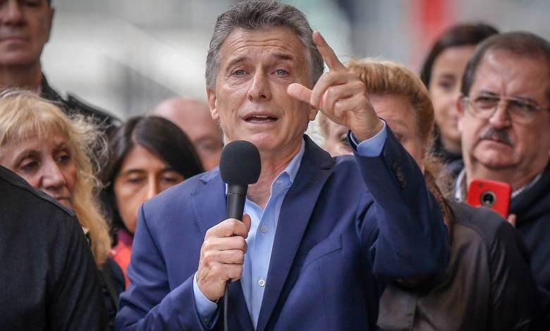 Mauricio Macri, presidente de Argentina. EFE