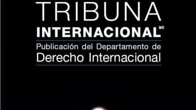 Revista Tribuna Internacional - Vol. 8 Núm. 15 (2019): 1er Semestre
