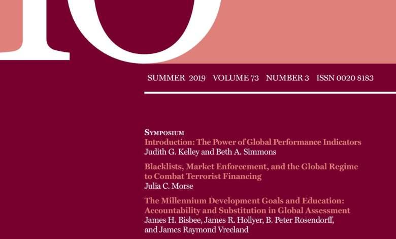 Volume 73 - Issue 3 - Summer 2019