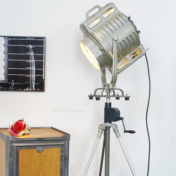 Fresnel Lens Pendant Light