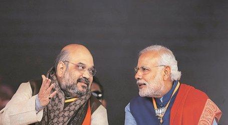 Modi, Shah to meet BJP MPs on dinner on Friday