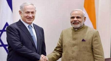 Modi, Netanyahu discuss defence ties, but do not divulge details