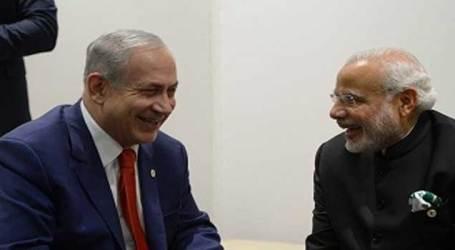 Modi, Netanyahu address India-Israel Business Summit