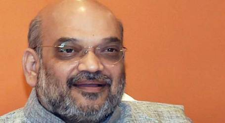 Amit Shah thanks people of Karnataka for their trust on BJP