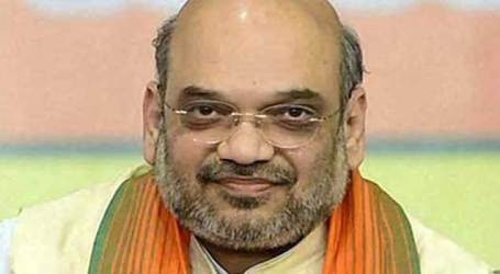 Amit Shah wonders whether Rahul Gandhi has made a common cause with Pakistan