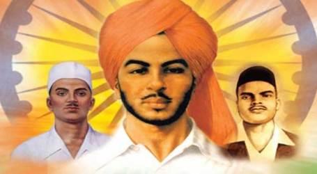 PM Modi pays tributes to Bhagat Singh, Rajguru & Sukhdev on their martyrdom day