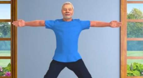 Modi turns 'Yoga Guru', to share 3-D animated videos on Aasanas