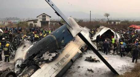 More than 50 dead in plane crash in Nepal