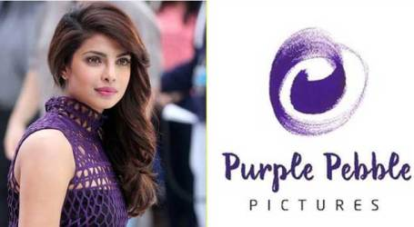 Priyanka Chopra launches website for her banner 'Purple Pebble Pictures' to support fresh talents