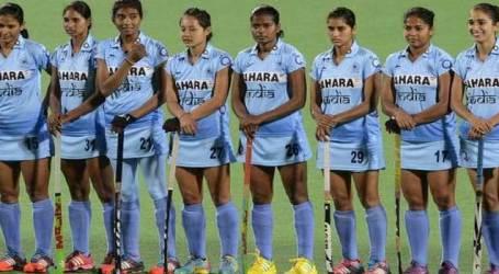 India's women's hockey team win five match series 3-1